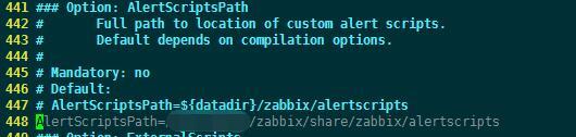 zabbix-alertscripts